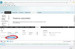 W10 WebEx IE11 work around