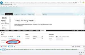 W10 WebEx IE11 work around