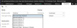 W10 WebEx EDGE work around