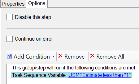 usmt-estimate-step