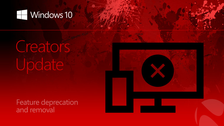 Windows 10 Fall Creators Update (1709) Deprecated Features – PowerShell 2.0 is EOL among others