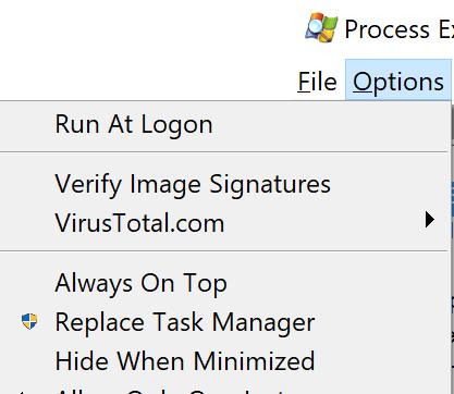 Process Explorer x64